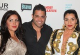 Asa Rhamati Photo - 14 May 2012 - West Hollywood California - Mercedes Javid Mike Shouhed Asa Rhamati Bravos Andy Cohens Book Release Party For Most Talkative Stories From The Front Lines Of Pop Held at SUR Lounge Photo Credit Kevan BrooksAdMedia