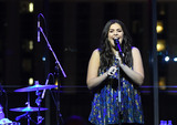 THE HILTONS Photo - 10 November 2017 - Nashville Tennessee - Hillary Scott Lady Antebellum The Hilton hosts Lady Antebellum with a performance held at the Country Music Hall of Fame and Museum Photo Credit Dara-Michelle FarrAdMedia