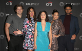 Angelique Cabral Photo - 6 September 2019 - Beverly Hills California - Kevin Bigley Angelique Cabral Rosa Salazar Constance Marie Siddharth Dhananjay The Paley Center For Medias 2019 PaleyFest Fall TV Previews - Amazon held at The Paley Center for Media Photo Credit FSadouAdMedia