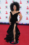 Aymee Nuviola Photo - 15 November 2018 - Las Vegas NV - Aymee Nuviola  2018 Latin Grammy arrivals at MGM Grand Garden Arena Photo Credit MJTAdMedia