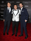 Alan Tudyk Photo - 10 December 2016 - Hollywood California - Alan Tudyk Donnie Yen Diego Luna Rogue One A Star Wars Story World Premiere held at Pantages Theater Photo Credit F SadouAdMedia