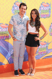 Alex Kinsey Photo - 29 March 2014 - Los Angeles California - Alex Kinsey Sierra Deaton 27th Annual Nickelodeon Kids Choice Awards held at the USC Galen Center Photo Credit Byron PurvisAdMedia