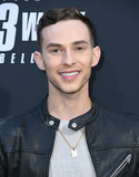 John Wicks Photo - 15 May 2019 - Hollywood California - Adam Rippon John Wick Chapter 3 - Parabellum Special Screening Los Angeles held at the TCL Chinese Theatre Photo Credit Birdie ThompsonAdMedia