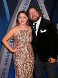 Hillary Lindsey Photo - 08 November 2017 - Nashville Tennessee - Hillary Lindsey 51st Annual CMA Awards Country Musics Biggest Night held at Bridgestone Arena Photo Credit Laura FarrAdMedia