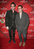 Lawrence Zarian Photo - 04 December 2017 - Los Angeles California - Lawrence Zarian Gregory Zarian Hallmark Channel Screening of Christmas at Holly Lodge held at The Grove Photo Credit F SadouAdMedia