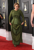 Adele Photo - 12 February 2017 - Los Angeles California - Adele 59th Annual GRAMMY Awards held at the Staples Center Photo Credit AdMedia