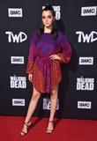 Alexa Nisenson Photo - 24 September 2019 - Hollywood California - Alexa Nisenson The Walking Dead Season 10 Los Angeles Premiere held at The TCL Chinese Theatre Photo Credit Birdie ThompsonAdMedia