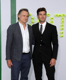 Austin Stowell Photo - 16 September 2017 - Beverly Hills California - Bill Pullman and Austin Stowell Battle Of The Sexes Los Angeles Premiere held at the Regency Village Theatre in Los Angeles Photo Credit AdMedia