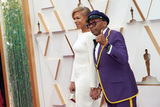 Tonya Lewis Lee Photo - 09 February 2020 - Hollywood California - Tonya Lewis Lee and Spike Lee 92nd Annual Academy Awards presented by the Academy of Motion Picture Arts and Sciences held at Hollywood  Highland Center Photo Credit AMPASAdMedia