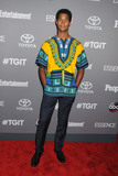 Alfred Enoch Photo - 26 September 2015 - West Hollywood California - Alfred Enoch ABC TGIT Premiere Red Carpet Event held at Gracias Madre Photo Credit Byron PurvisAdMedia