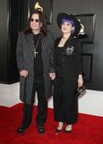 Grammy Awards Photo - 26 January 2020 - Los Angeles California - Ozzy Osbourne Kelly Osbourne 62nd Annual GRAMMY Awards held at Staples Center Photo Credit AdMedia