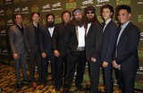 Alan Robertson Photo - 15 April 2015 - Las Vegas NV - Reed Robertson Cole Robertson Jep Robertson Alan Robertson Willie Robertson Jase robertson John Luke Robertson Will Robertson  Duck Commander Musical Opening Night Red Carpet at  Rio All-Suite Hotel and Casino  Photo Credit MJTAdMedia