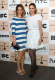 Amanda Peete Photo - 26 February 2011 - Santa Monica California - Sarah Paulson and Amanda Peet 2011 Film Independent Spirit Awards held at the Santa Monica Pier Photo Kevan BrooksAdMedia