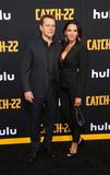 Luciana Barroso Photo - 07 May 2019 - Hollywood California - Matt Damon Luciana Barroso US Premiere Of Hulus Catch-22 held at TCL Chinese Theatre IMAX Photo Credit Faye SadouAdMedia