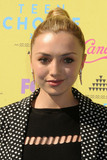 Peyton List Photo - 16 August 2015 - Los Angeles California - Peyton List Teen Choice Awards 2015 - Arrivals held at the USC Galen Center Photo Credit Byron PurvisAdMedia