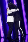 Shay Photo - 13 November 2019 - Nashville Tennessee - Dan Smyers Shay Mooney Dan  Shay 51st Annual CMA Awards Country Musics Biggest Night held at Bridgestone Arena Photo Credit Laura FarrAdMedia