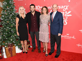 Autumn Reeser Photo - 20 November 2019 - Hollywood California - Michelle Vicary Autumn Reeser Jesse Metcalf Bill Abbott Hallmark Channels 10th Anniversary Countdown to Christmas - Christmas Under the Stars Screening and Party Photo Credit Billy BennightAdMedia