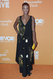 Samira Wiley Photo - 17  November 2019 - Beverly Hills California - Samira Wiley The Trevor Projects TrevorLIVE LA 2019 held at The Beverly Hilton Hotel Photo Credit PMAAdMedia