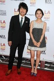 Ah-sung Ko Photo - 11 June 2014 - Los Angeles California - Kang-ho Song Ah-sung Ko 20th Annual Los Angeles Film Festival Opening Night Premiere of Snowpiercer held at Regal Cinemas LA Live Photo Credit Byron PurvisAdMedia
