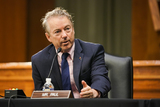 Foreigner Photo - Sen Rand Paul (R-Ky) questions Samantha Power nominee to be Administrator of the United States Agency for International Development her Senate Foreign Relations Committee confirmation hearing on Tuesday March 23 2021Credit Greg Nash  Pool via CNPAdMedia
