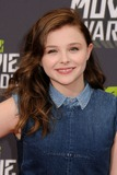 Chlo Moretz Photo - 14 April 2013 - Culver City California - Chloe Moretz Chlo Moretz 2013 MTV Movie Awards - Arrivals held at Sony Pictures Studios Photo Credit Byron PurvisAdMedia
