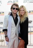 Asking Alexandria Photo - 21 July 2014 - Cleveland OH - Vocalist DANNY WORSNOP of the British band ASKING ALEXANDRIA and his guest attend the 1st Annual 2014 Gibson Brands AP Music Awards at the Rock and Roll Hall of Fame and Museum   Photo Credit Jason L NelsonAdMedia