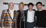 Alex Lawther Photo - 16 July 2017 - Los Angeles California - James St James Trudie Styler Alex Lawther Ian Nelson 2017 Outfest Los Angeles LGBT Film Festival Closing Night Gala and Screening of Freak Show Photo Credit F SadouAdMedia