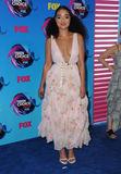 Aisha Dee Photo - 13 August  2017 - Los Angeles California - Aisha Dee Teen Choice Awards 2017 held at the Galen Center in Los Angeles Photo Credit Birdie ThompsonAdMedia