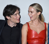 Emily Blunt Photo - 08 March 2020 - New York New York - Cillian Murphy and Emily Blunt at the World Premiere of A QUIET PLACE PART II in the Rose Theater at Jazz at Lincoln Center Frederick P Rose Hall Photo Credit LJ FotosAdMedia
