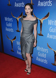 Allison Brie Photo - 11 February 2018 - Beverly Hills California - Allison Brie 2018 Writers Guild Awards held at The Beverly Hilton Hotel Photo Credit Birdie ThompsonAdMedia