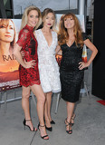 Annabelle Stephenson Photo - 07 June 2017 - Hollywood California - Christina Moore Annabelle Stephenson Jane Seymour Los Angeles premiere of Pray For Rain held at ArcLight in Hollywood Photo Credit Birdie ThompsonAdMedia