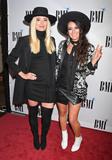 Alyssa Bonagura Photo - 07 November 2017 - Nashville Tennessee - Ruby Stewart and Alyssa Bonagura of The Sisterhood 2017 BMI Country Awards held at BMI Music Row Headquarters Photo Credit Laura FarrAdMedia