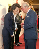 Ronnie Woods Photo - 11032020 - Ronnie Wood and Prince Charles at The Princes Trust Awards 2020 At The London Palladium Photo Credit ALPRAdMedia