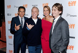 Austin Abrams Photo - 09 September 2017 - Toronto Ontario Canada - Ben Stiller Mike White Jenna Fischer and Austin Abrams 2017 Toronto International Film Festival - Brads Status Premiere held at Winter Garden Theatre Photo Credit Brent PerniacAdMedia