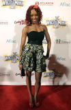 Alicia Fox Photo - March 30 2011 - Atlanta GA - WWE superstar Alicia Fox walked the red carpet for the Wrestlemania Art Show at the Fox Theater Photo Dan HarrAdMedia