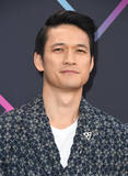 Harry Shum Jr Photo - 11 November 2018 - Santa Monica California - Harry Shum Jr 2018 E Peoples Choice Awards - Arrivals  held at Barker Hangar Photo Credit Birdie ThompsonAdMedia
