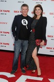 Alan Thicke Photo - 10 July 2014 - Westwood California - Alan Thicke Tanya Callau Sex Tape Los Angeles Premiere held at the Regency Village Theatre Photo Credit Byron PurvisAdMedia