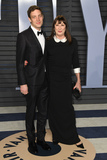 Anjelica Huston Photo - 04 March 2018 - Los Angeles California - Anjelica Huston James Jagger 2018 Vanity Fair Oscar Party following the 90th Academy Awards held at the Wallis Annenberg Center for the Performing Arts Photo Credit Birdie ThompsonAdMedia