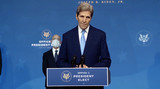 Foreigner Photo - Former United States Secretary of State John Kerry Special Presidential Envoy for Climate-designate makes remarks at the event where US President-elect Joe Biden announced his nominees to Key Foreign Policy and National Security Posts in Wilmington Delaware on Tuesday November 24 2020Credit Biden Transition via CNPAdMedia