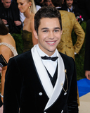 Austine Mahone Photo - 01 May 2017 - New York New York - Austin Mahone 2017 Metropolitan Museum of Art Costume Institute Benefit Gala at The Metropolitan Museum of Art Photo Credit Christopher SmithAdMedia