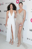 Adriana Lima Photo - 04 March 2018 - West Hollywood California - Shanina Shaik Adriana Lima 26th Annual Elton John Academy Awards Viewing Party held at West Hollywood Park Photo Credit PMAAdMedia