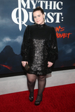 Raven Photo - 29 January 2020 - Hollywood California - Jessie Ennis Premiere Of Apple TVs Mythic Quest Ravens Banquet held at The Cinerama Dome Photo Credit FSAdMedia