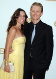 Neil Jackson Photo - 18 September 2011 - Los Angeles California - Kylie Furneaux and Neil Jackson 63rd Primetime Emmy Awards held at Nokia Theatre LA Live Photo Credit Byron PurvisAdMedia