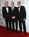 Toby Emmerich Photo - 19 January 2019 - Beverly Hills California - Noah Emmerich Toby Emmerich Adam Emmerich 2019 Annual Producers Guild Awards held at Beverly Hilton Hotel Photo Credit Birdie ThompsonAdMedia