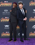 Tom   Hiddleston Photo - 23 April 2018 -  Hollywood California - Samuel L Jackson Tom Hiddleston Disney and Marvels Avengers Infinity War Los Angeles Premiere held at Dolby Theater Photo Credit Birdie ThompsonAdMedia