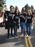 Martin Luther Photo - 15 January 2018 - Los Angeles California - Jussie Smollett Jurnee Smollett-Bell Dee Rees Natalie Portman Martin Luther King Jr Kingdom Day Parade  VIP Breakfast Photo Credit F SadouAdMedia