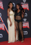 Kayla Brianna Photo - 05 March 2017 - Inglewood California - Kayla Brianna Dreezy  2017 iHeartRadio Music Awards - Press Room held at The Forum in Inglewood Photo Credit Birdie ThompsonAdMedia