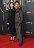 Isaach De Bankol Photo - 05 February 2020 - Hollywood - Sherri Saum Kamar De Los Reyes Netflixs Locke  Key Series Premiere Photo Call held at The Egyptian Theater Photo Credit Birdie ThompsonAdMedia