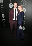 Ashley Hinshaw Photo - 06 January 2018 - Santa Monica California - Topher Grace Ashley Hinshaw The Art Of Elysiums 11th Annual Black Tie Artistic Experience HEAVEN Gala held at Barker Hangar Photo Credit F SadouAdMedia