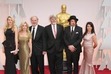 James Keach Photo - 22 February 2015 - Hollywood California - Ashley Campbell Kim Campbell director James Keach producer Trevor Albert songwriter Julian Raymond  87th Annual Academy Awards presented by the Academy of Motion Picture Arts and Sciences held at the Dolby Theatre Photo Credit AdMedia